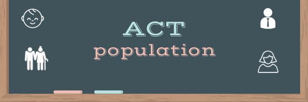 ACT population 2017