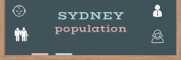 Sydney population 2017