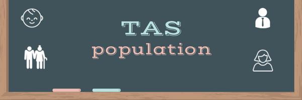 Tasmania Population 2017