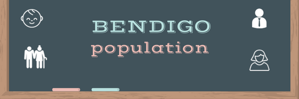 Bendigo population