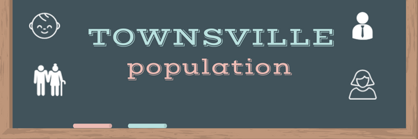 townsville population