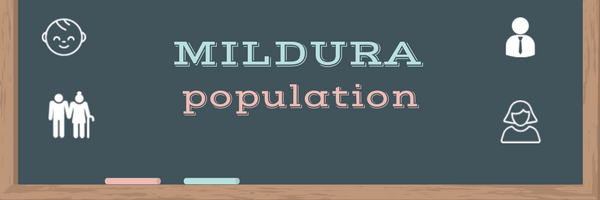 Mildura population
