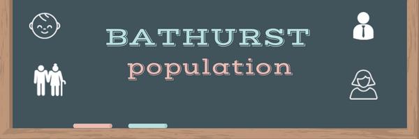 Bathurst population