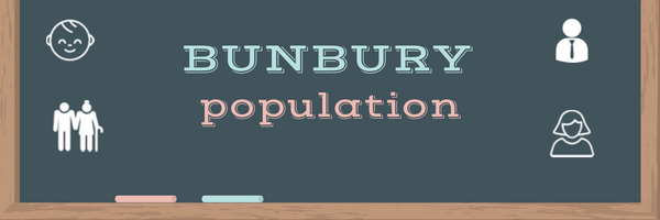 Bunbury Population