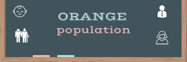 Orange population