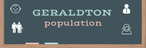 Geraldton population