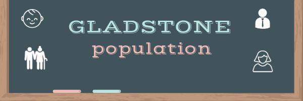 Gladstone population