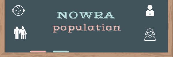 Nowra population