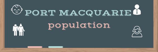 Port Macquarie population