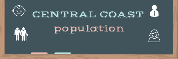 Central Coast population